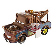 Disney Pixar Cars Waiter Mater (DeLuxe, Wheel Well Motel Series, #11 of 11)