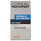 L'Oreal Men Wrinkle Decrease Moisturiser 50ML