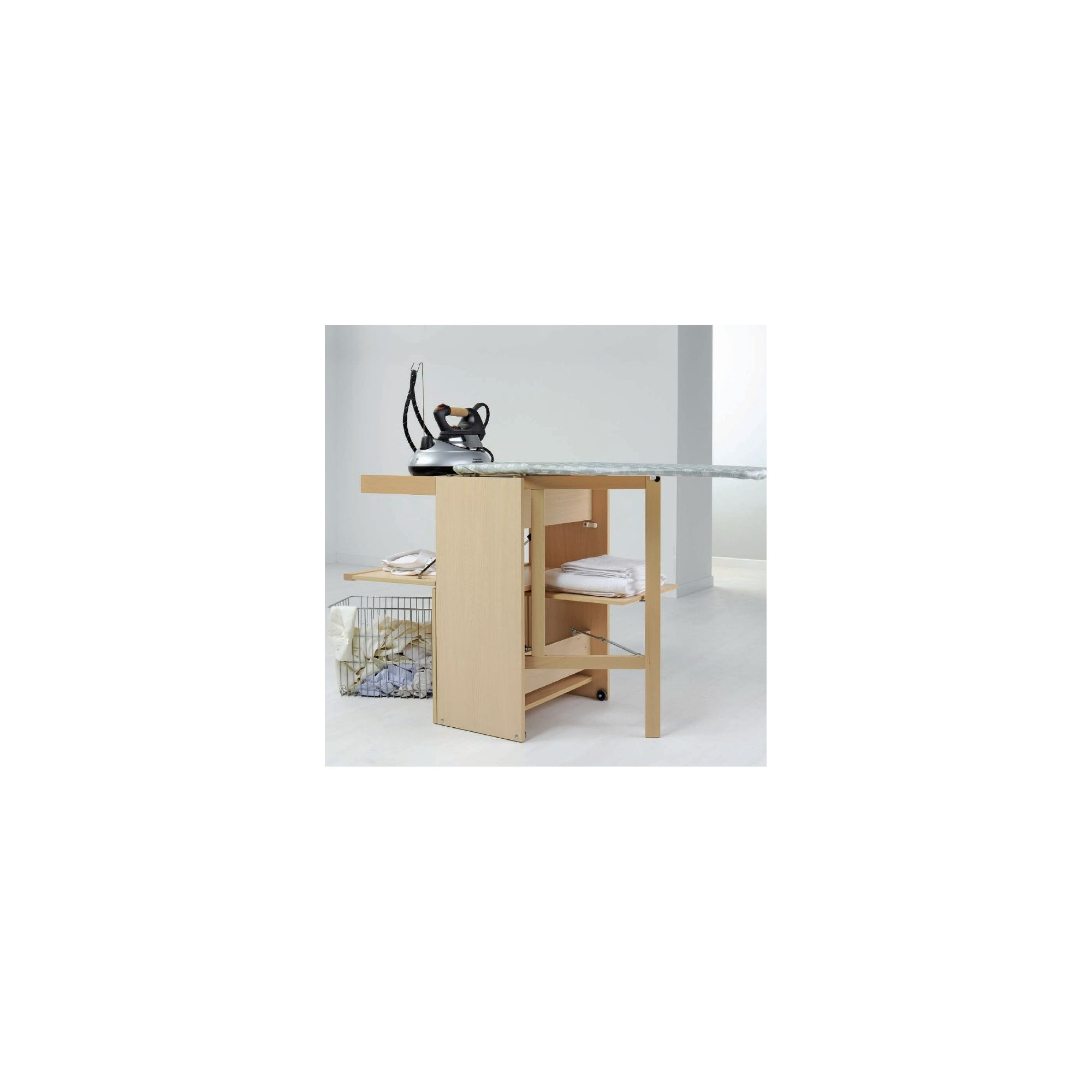 Foppapedretti Casa Lostiro Ironing Station in Natural at Tescos Direct