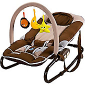 Caretero Astral Baby Bouncer (Brown)