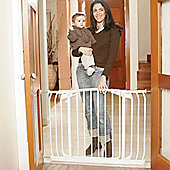 Dreambaby F790W Hallway Security Baby Gate White 97cm - 135cm