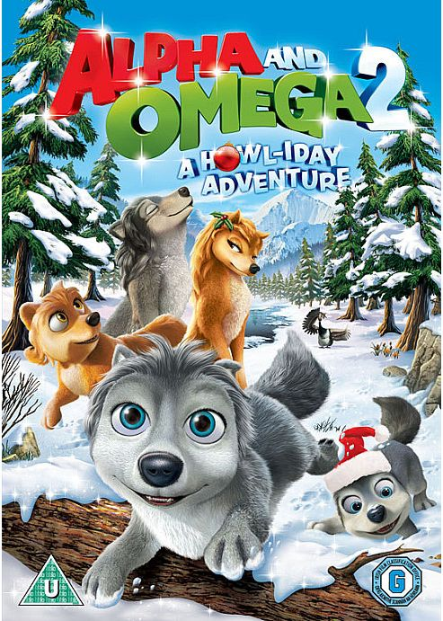 Alpha And Omega 2 - A Howl-Iday Adventure DVD