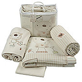 Bed-e-Byes Baxter and Rosie 4 Piece Bedding Bale