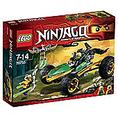 LEGO Ninjago Jungle Raider 70755