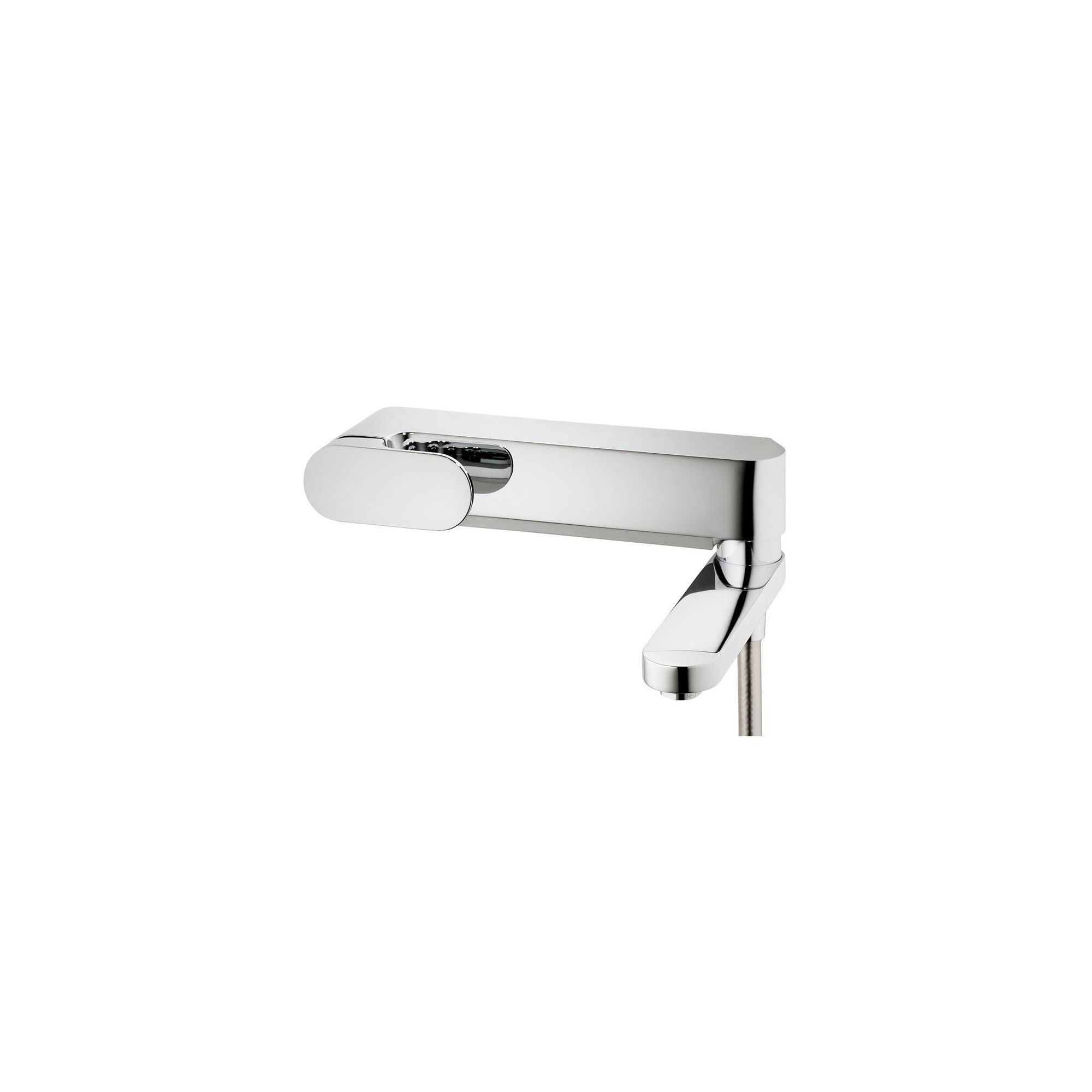 Ideal Standard Moments Exposed Wall-Mounted Bath Shower Mixer Tap Chrome at Tesco Direct