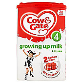 Cow & Gate Growing Up Milk 2+Yrs 800G