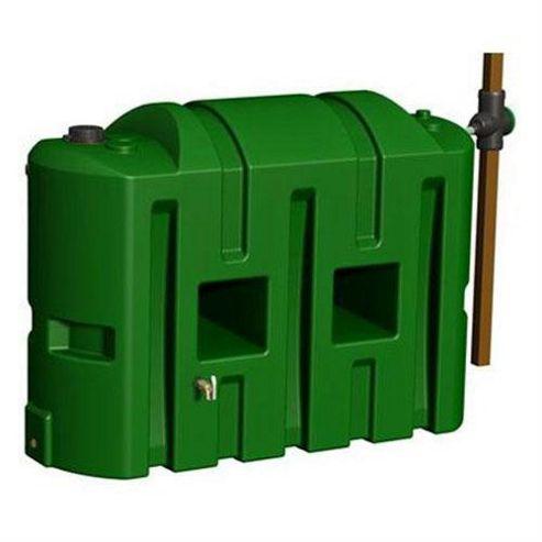 Harlequin RainStation Rainwater Harvesting Tank - 1300 Litres
