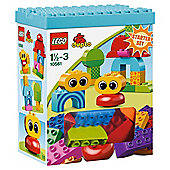LEGO DUPLO Toddler Starter Building Set Bucket 10561