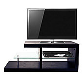 Halo - Chunky Tv / Entertainment Unit / Coffee Table - Black