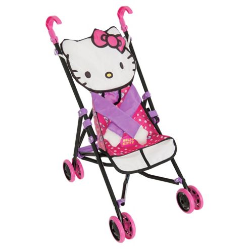 Hug Me Kitty Stroller