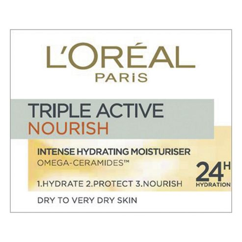 L'Oréal Triple Active Nourish Moisturiser 50ml