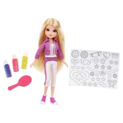 Moxie Girlz Glitterin' Style Doll Avery