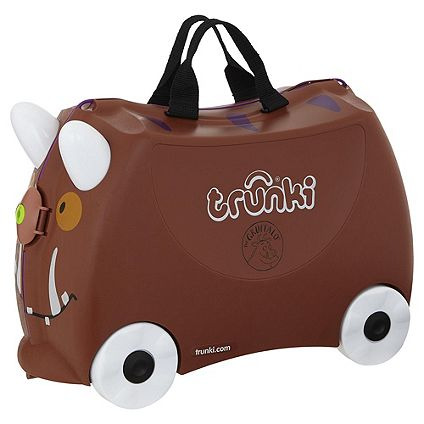 Kids' Ride-On suitcases Pack all in for sleepovers and holidays