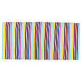 Tesco Pink Stripe Beach Towel