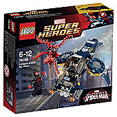 LEGO Marvel Super Heroes Ultimate Spider-Man Carnage's SHIELD Sky Attack 76036