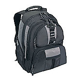 Targus TSB212 Sport 15-16 Inch Standard Backpack - Black/Silver