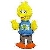 Sesame Street Talking Plush Rockin Abc Big Bird