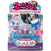 Zoobles! Chillville Collection - Starford and Lyndee Figures