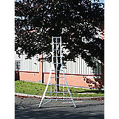 Trade 3.0m (9.84ft) Standard - Garden Hedge Cutting Tripod Ladder