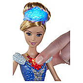 Disney Princess Glitter N Lights Cinderella Doll