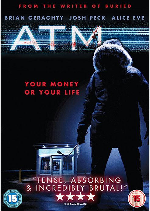 Atm - DVD