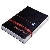 Black n' Red Casebound A7 Notebook