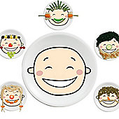 Xplory Happy Plate