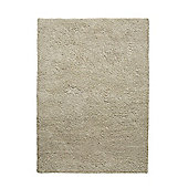 Think Rugs Snowdon Ivory Knotted Rug - 90 cm x 150 cm (2 ft 11 in x 4 ft 11 in)