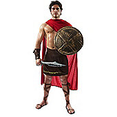 Spartan Warrior Costume Standard