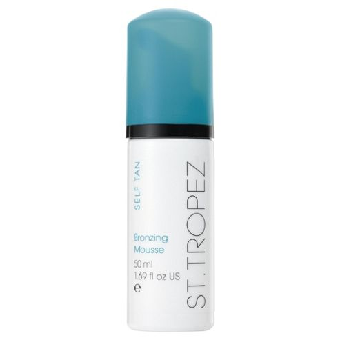 St Tropez Self Tan Bronzing Mousse 50ml