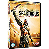 Spartacus - Gods Of The Arena (DVD Boxset)