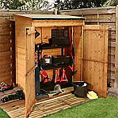 BillyOh Super Store Tongue and Groove Pent Garden Storage
