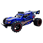 Baja Extreme Vortex Buggy Blue 1:14 RC Full Function