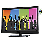 Technika 24-E231COM 24 Inch HD Ready 720p LED TV / DVD Combi With Freeview
