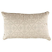 Tesco Matelasse Cushion Bronze
