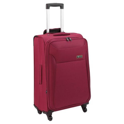 Revelation by Antler Nexus 4-Wheel Suitcase, Pink Medium