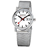 Mondaine Ladies Evo Big Date Watch - A6693030511SBM