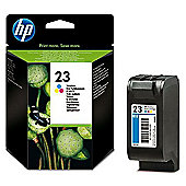 HP 23 Tri-Colour printer ink catridge