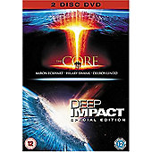 The Core/Deep Impact  (DVD Boxset)