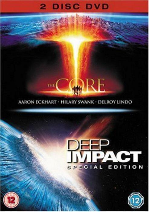 The Core/Deep Impact  (DVD Boxset)