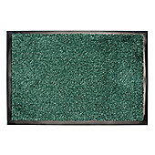 Dandy Washamat Green Mat - Runner 60cm x 180cm