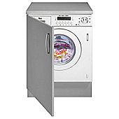 Teka Washer Dryer, 40821015, 8Kg Wash Load, White