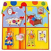 Mr Tumble Wooden House Puzzle