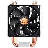 Thermaltake Contac 21 Universal Intel/Amd Cpu Cooler 140W Support 92Mm Pwm Fan