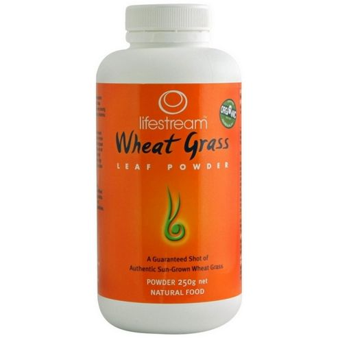 Life Stream Wheat Grass 250g Powder