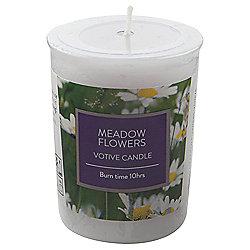 Tesco Meadow Flowers Votive