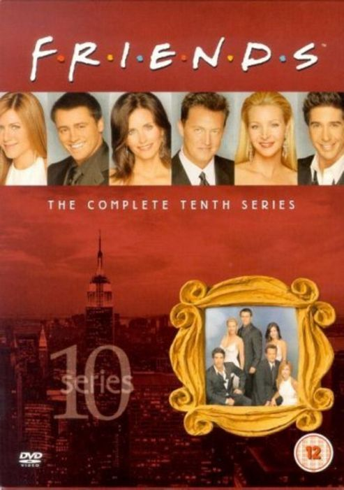 Friends - Series 10 (DVD Boxset)