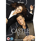 Castle Season 1-7 DVD