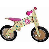 Kiddimoto Kurve Balance Bike (Flower)