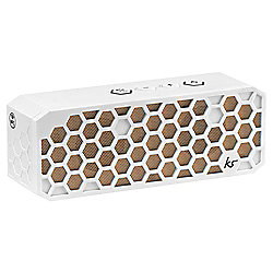 KitSound Hive 2 Bluetooth Speaker, White
